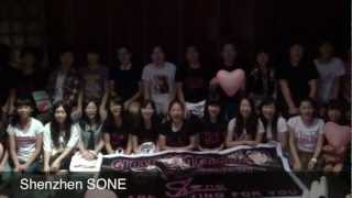 getlinkyoutube.com-The China Sone's party summary for SNSD's 5th anniversary
