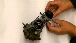getlinkyoutube.com-Autolite 1100 1 Barrel Automatic Choke Operation