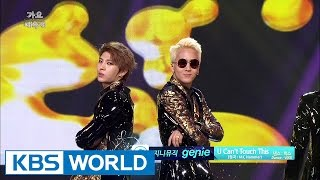 getlinkyoutube.com-2PM & VIXX & BTS - Power Performance [2014 KBS Song Festival / 2015.01.14]