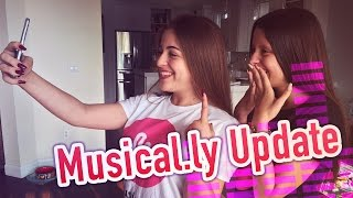 getlinkyoutube.com-New Musical.ly Features | Baby Ariel