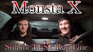 MONSTA X (몬스타엑스) - DRAMARAMA MV Reaction [Best Kpop RapLine]