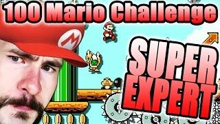 getlinkyoutube.com-THESE LEVELS TOOK SO LONG ~ Super Mario Maker [100 MARIO SUPER EXPERT] (1 of 2)