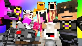 Minecraft Mini-Game : DO NOT LAUGH! (EARL'S DUNGEON HOME, BARNEY'S RITUAL!) w/ Facecam