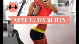 getlinkyoutube.com-Entrenamiento glúteo bikini fitness by Vikika
