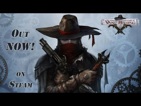 Launch Trailer - The Incredible Adventures of Van Helsing