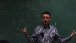 Calculus I (Lecture 0): Review of the basics of trigonometry