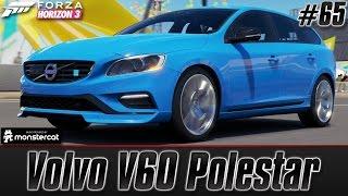 getlinkyoutube.com-Forza Horizon 3: Volvo V60 Polestar (Customization + Test Drive + Hot Lap) | S60 vs. V60 [Ep. #65]