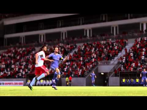 FIFA 12 - Trailer Gamescom
