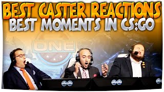getlinkyoutube.com-CS:GO - BEST CASTER REACTIONS! Best CS Moments ft. Anders, Semmler & More