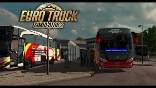 Euro Truck Simulator 2 - Edisi Coba Map Sumatera V2.0