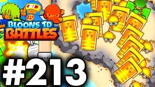 WINNING With The WORST TOWER...?!?! | Bloons TD Battles Update | Bloons TD Battles Part 213