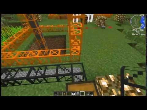 [BuildCraft 2.2] Krok po kroku #3: Rafineria & Mining Well & Quarry [Tutorial PL]
