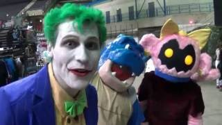 getlinkyoutube.com-Yorkshire Cosplay Con 2016 at Sheffield Arena