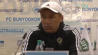 getlinkyoutube.com-Post match  press-conference  Ruzikul Berdiev