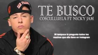 Te busco(nickyjam ft cosculluela)2015