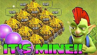getlinkyoutube.com-Clash Of Clans - 2 MILLION STOLEN!!! Top 5 Raids