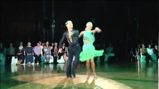 getlinkyoutube.com-Riccardo Cocchi & Yulia Zagoruychenko - Cha Cha (WSSDF2011)