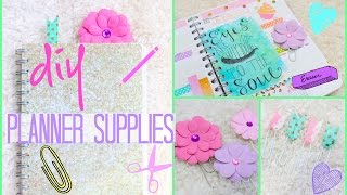getlinkyoutube.com-DIY Planner Supplies & How to Make More Space! | #PrettyPlanning