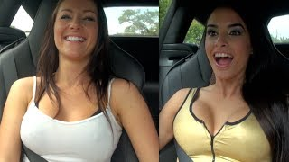 getlinkyoutube.com-Two Girls One McLaren