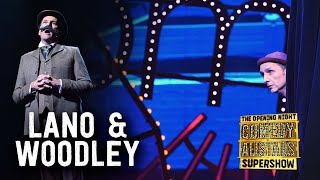 Lano & Woodley   Opening Night Comedy Allstars Supershow 2018