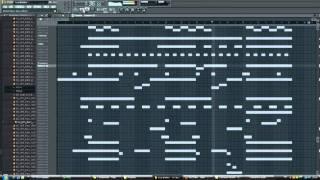 Hard hip-hop beat Scary rap Instrumental_(480p).flv