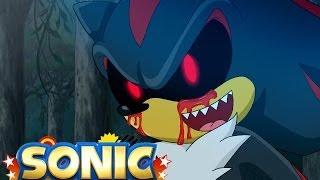 getlinkyoutube.com-Sonic Generations mods Shadow.exe Feliz Halloween Edicion Especial Gameplay