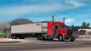 getlinkyoutube.com-American Truck Simulator Cummins 444