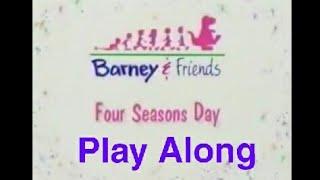Four Seasons Day Play Along