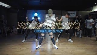 getlinkyoutube.com-Girin Jang choreography | Disco Inferno by @50cent