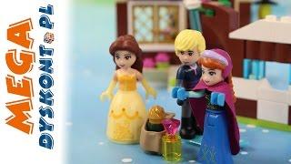 Polowanie - Piękna i Bestia - Lego Disney Frozen & Lego Disney Princess - Bajki dla dzieci