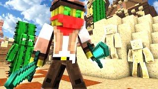 ICH WERDE EUCH FINDEN!! - Minecraft CAMO BATTLE