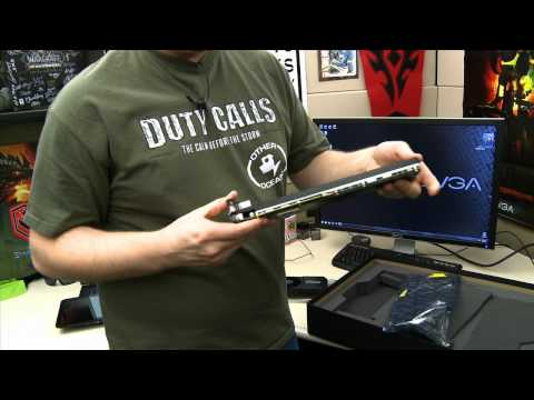 Unboxing the EVGA Classified GeForce GTX 590 Hydro Copper