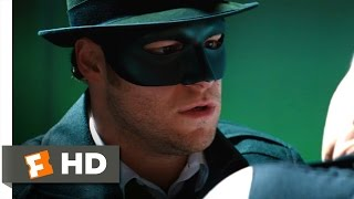 The Green Hornet (2011) - I Am the Green Hornet Scene (3/10) | Movieclips