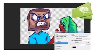 getlinkyoutube.com-Speed Art : #59 || Banner Feromonas