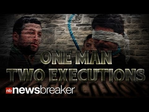 EXECUTED TWICE?: Man Survives Public Hanging in Iran; Will be Hanged Again