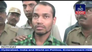 getlinkyoutube.com-Youth arrested for hurting religious sentiments of minorities in Old City Hyderabad