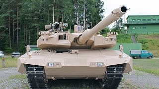 getlinkyoutube.com-Leopard 3 - New German Tank