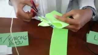 getlinkyoutube.com-Cara Membuat Dompet dari Kain Flanel