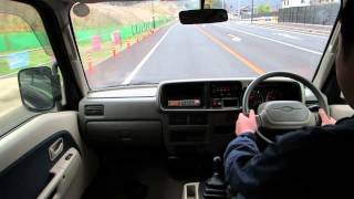 SUBARU サンバーワゴン 4WD スーパーチャージャー 5速MT