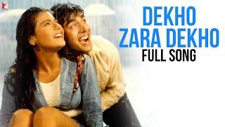 Dekho Zara Dekho - Full Song | Yeh Dillagi | Akshay Kumar | Kajol | Lata Mangeshkar | Kumar Sanu