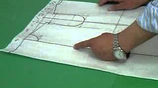 getlinkyoutube.com-تعليم التفصيل بالباترون اساس اطفال