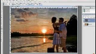 getlinkyoutube.com-Paint Shop Pro Tutorials - Layering Textures