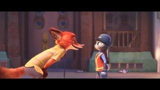 getlinkyoutube.com-Zootropolis – eläinten kaupunki I Virallinen traileri #2 I Elokuvateattereissa 4.3.