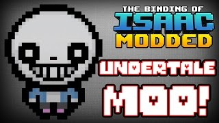 getlinkyoutube.com-The Binding of UNDERTALE OMEGA FLOWEY FIGHT- Afterbirth Mods [1]