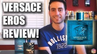 Eros by Versace Fragrance / Cologne Review width=