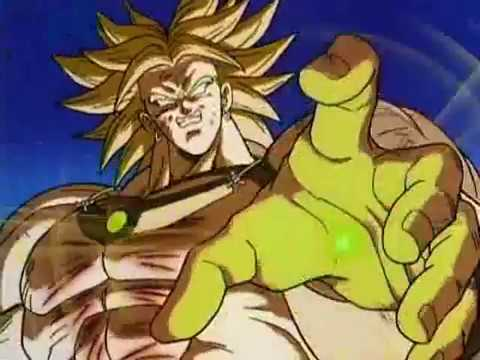 Gohan vs Broly -ZcCO7DXgWe0