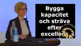 EUInMyRegion - Bygga kapacitet och sträva efter excellens