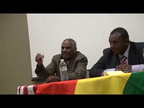 Prof. Solomon Gashaw on Ethnic Based Federalism in Ethiopia