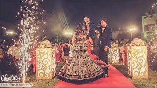 Sun Music VJ Diya Menon & Karthick Wedding