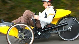 getlinkyoutube.com-Tripendo mit Elektromotor - E Bike Spezialradumbau - Akkurad.com